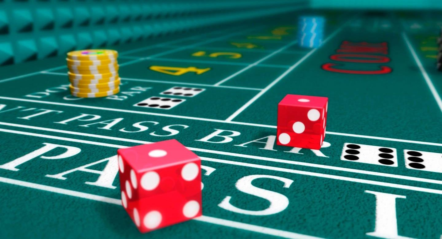 CRAPS CHEATING - Casino Deals